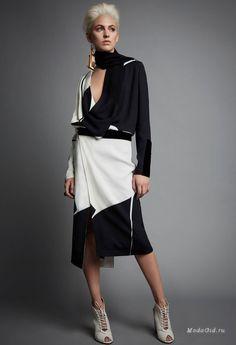 Женская мода: Tom Ford, весна-лето 2017