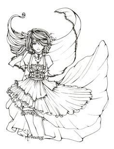 So Fancy Line Art by *UGLITRY on deviantART
