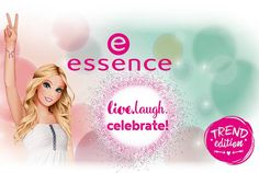 Pretty Kitty ❤ : Essence Live. Laugh. Celebrate!  makeup collection...