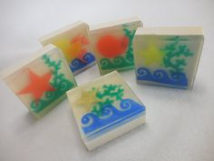 Handmade Soap Beach
