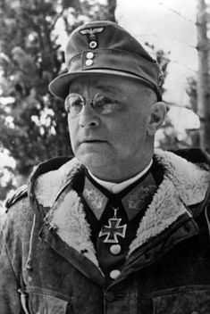Gen Frantz Böhme committed war crimes in Serbia by ordering the killing of 100 hostages for every one German soldier killed and 50 hostages for every wounded German. His actions led to the killing of thousands. After the war, he was put on trial but when his extradition to Yugoslavia appeared imminent, he evaded his guards and jumped to his death from the 4th tier of the Nuremberg prison where he was being held.