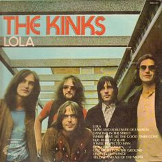 -Kinks - Lola Vinyl Record