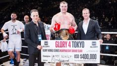 Full Report & Photos - GLORY 4 Tokyo: Heavyweight Grand Slam - Fight Network World Series, Kickboxing, Black Belt, Karate, First Night, Tokyo, Champion, Photos, Pictures