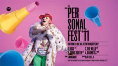 Personal Fest '11 on Behance
