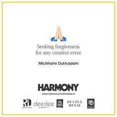 We're seeking forgiveness for any creative error if you faced.   || Michhami Dukkadam || 🙏🏻  #HarmonyMultimedia #MichhamiDukkadam #samvatsari #jainparv #Paryushan