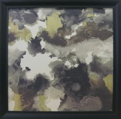 Aerial View   Abstract   Framed Art   Wall Decor   Art   Pictures   Home Decor