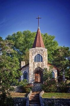 Hunt, TX: Chapel at MO Ranch
