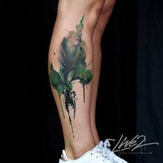 Tattoos – Live2Tattoo -graphic abstract – watercolor tattoos