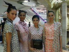 Retro Batik look from Purana