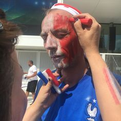World Cup Russia 2018, Twitter, Cas, Carnival, Live, July 15, Makeup, Carnavals