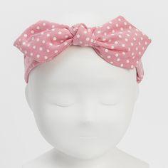 Turbante para bebé estilo pin-up con lazo anudado y topitos (Rosa Pastel) Estilo Pin Up, Blogger Themes, Baby Headbands, Diy And Crafts, Baby Kids, Accessories, Fashion, Fashion For Kids, Ribbon Hair Ties