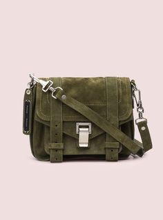 bc940c35d910 Proenza Schouler Shoulder - Handbags Pochette, Sac À Main, Cuir, Filles De  New