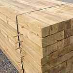 Posts - Choose from our wide range of posts, depending on the suitable dimensions. Timber Fence Panels, Timber Fencing, Concrete Posts, Contemporary Cabin, Cabin Design, Wakefield, Garden Fencing, Decking, Garden Furniture