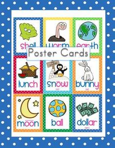 Polka Dot First Grade Phonics Sounds Poster Set $4.00  Phonics sounds included are:  ending ck beginning and ending digraphs (sh, ch, th, wh) ending le ending ng ending er ending ed (with sound ed, d, and t) ending open vowels (e, i, o, u) silent e (long a, i, o, u) vowel pairs (ai, ea, ee, oa, ui) ending y (i, e, and a sounds) ending all ending aw r-controlled vowels (ar, er, ir, or, ur) diphthongs (oi, oy, ou, long and short ow, and long and short oo) tricky er sounds (ar, or, ear)