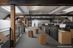 Image 13 of 21 from gallery of Tolleson Offices / Huntsman Architectural Group. Photograph by David Wakely