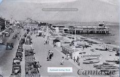 1951 Weymouth esplanade.
