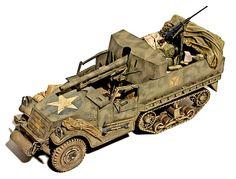 M3 75mm GMC Tank Destroyer