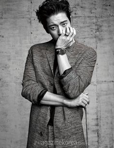 Park Hae Jin - Esquire Magazine April Issue '16