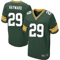Casey #Hayward Green Bay #Packers Men's Elite Green Team Color #Jersey Nike NFL #29 Home  #nfljerseys #packersjersey