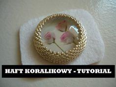 Haft koralikowy - Podstawy [TUTORIAL] | Qrkoko.pl