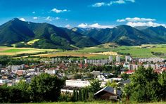 Slovakia, Liptovský Mikuláš