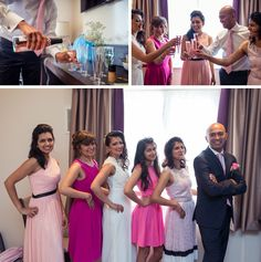 Champa and John's Wedding at Islington Town Hall Bermondsey Street, Bridesmaid Dresses, Wedding Dresses, Town Hall, Hot Days, Her Hair, Brown Hair, Fairytale, Photography