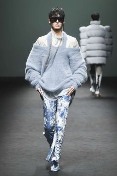 BLINDNESS Fall-Winter 2017/18 - Seoul Fashion Week