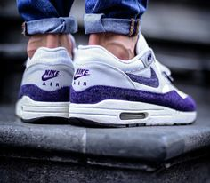 Nike Air Max 1 Patta Purple