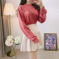 Learn About These Great korean fashion trends 6183 Korean Fashion Summer, Korean Fashion Trends, Korean Street Fashion, Korea Fashion, Japanese Fashion, Asian Fashion, Daily Fashion, Korean Summer, Cool Outfits
