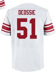 NFL Jerseys Sale - Zak DeOssie Jersey On Sale, More Than 60% Off! on Pinterest | New ...