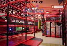 TAG is a new concept in social active leisure through the technological gamification of physical events. A creative blend of physical obstacles and challengi. Kids Play Equipment, Park Equipment, Kids Indoor Playground, Playground Design, Game Data, Best Commercials, Game Design, Kids Playing, Fitness Fun