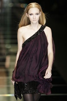 Elie Saab Fall 2007 Ready-to-Wear Collection