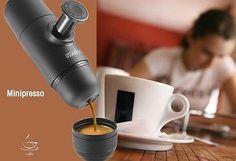 New #minipresso #travel coffee machine espresso cappuccino #maker,  View more on the LINK: http://www.zeppy.io/product/gb/2/231926619732/