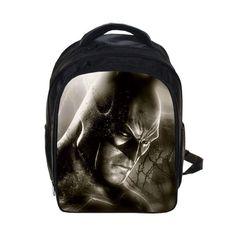 8b22d11952f2 Anime Ninja Prints Backpack Kids School Bags For Boys Girls Daily Backpacks  Children Backpack Book Bag