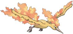Pokédex entry for Moltres containing stats, moves learned, evolution chain, location and more! Pokemon One, Pokemon Red Blue, Mega Evolution, Artwork Images, Red And Blue, Moose Art, Gallery, Anime, Gen 1
