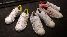 adidas SUPER STAR 80S B.I.T.D. LIMITED EDITION for CONSORTIUM