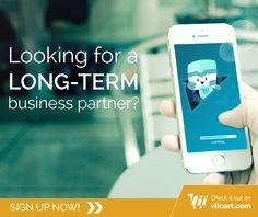Make Viicart your Long-Term Business Partner! #business #onlineshop