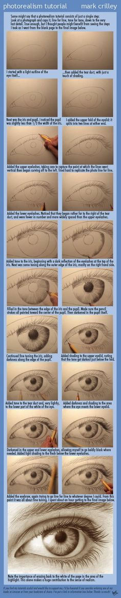 #DIY #Tutorial : drawing eyes