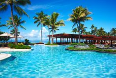 The Sheraton Fiji Resort                     Denarau Island South