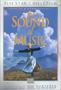 The Sound of Music ~ 1965 Julie Andrews, Christopher Plummer