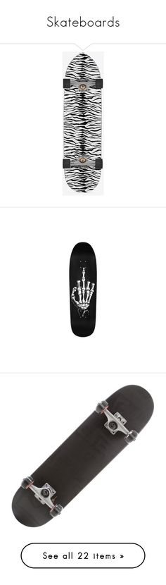 """""""Skateboards"""" by pierce-the-sunflower ❤ liked on Polyvore featuring men's fashion, skateboard, fillers, accessories, other, skateboards, skate, backgrounds, saying and quotes"""