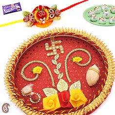 rakhi making ideas for preschoolers - Google Search