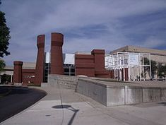 Wexner Center for the Arts--exterior - Wikipedia, the free encyclopedia, University of Ohio in Columbus