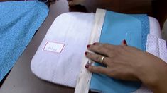 Mulher.com 23/04/2015 Juliana Barnabé - Kit higiene patchwork Parte 1/2