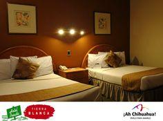 TURISMO EN CHIHUAHUA En el HOTEL POSADA TIERRA BLANCA Les damos la más cordial bienvenida a nuestros huéspedes, ofreciéndoles el mejor trato e inmejorable servicio. Contamos con cómodas habitaciones además de alberca, restaurante y estacionamiento. Informes y reservaciones en el teléfono (614) 415-0000 o en http://www.posadatierrablanca.com.mx/  #visitachihuahua