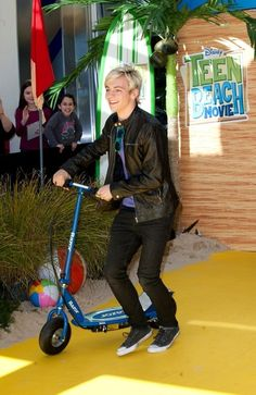 Ross Lynch The premiere of 'Teen Beach Movie' at Hoyts Entertainment Quarter.Photo shows: Ross Lynch.