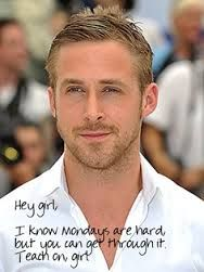 ryan gosling hey girl teacher - Google Search