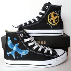 "Nothings says ""back to school"" quite like a new pair of converse...especially these....ermergard!!"
