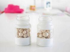 Tutoriel DIY: Upcycler des bocaux en verre via DaWanda.com