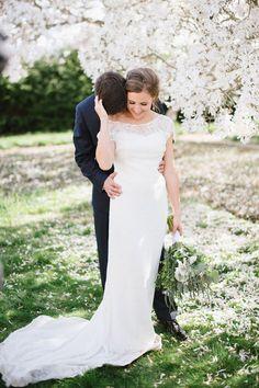 Wedding Photography, Couples Shot #weddingphotoinspiration Photography: Natalie Franke